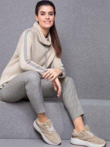 """Look Sport-Chic femme collection """"Enjoy the Silence"""" de la marque """"Bianca"""" - Espace """"LB Femme"""""""