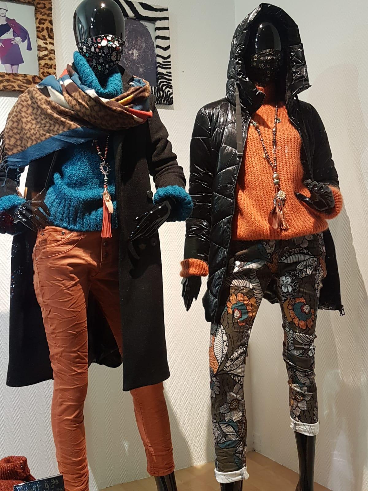 Mode femme tendance hiver Levy Blum